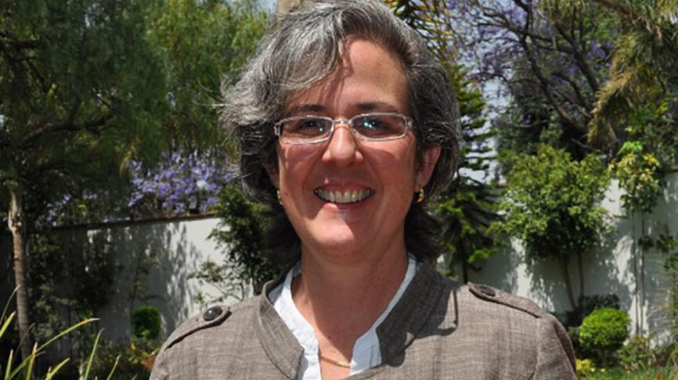 Nombran a Cecilia Anaya rectora interina de UDLAP tras orden de aprehensión contra Luis Ernesto Derbez - Cecilia Anaya