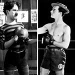 Chaplin vs. Keaton, una legendaria pelea