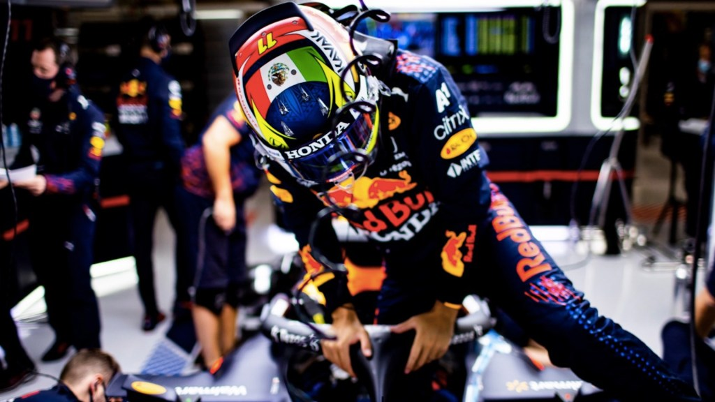 'Checo' Pérez saldrá séptimo en Gran Premio de Bélgica; Verstappen logra la pole - Verstappen saldrá primero en el Gran Premio de Bélgica; 'Checo' Pérez será séptimo. Foto de Twitter Red Bull