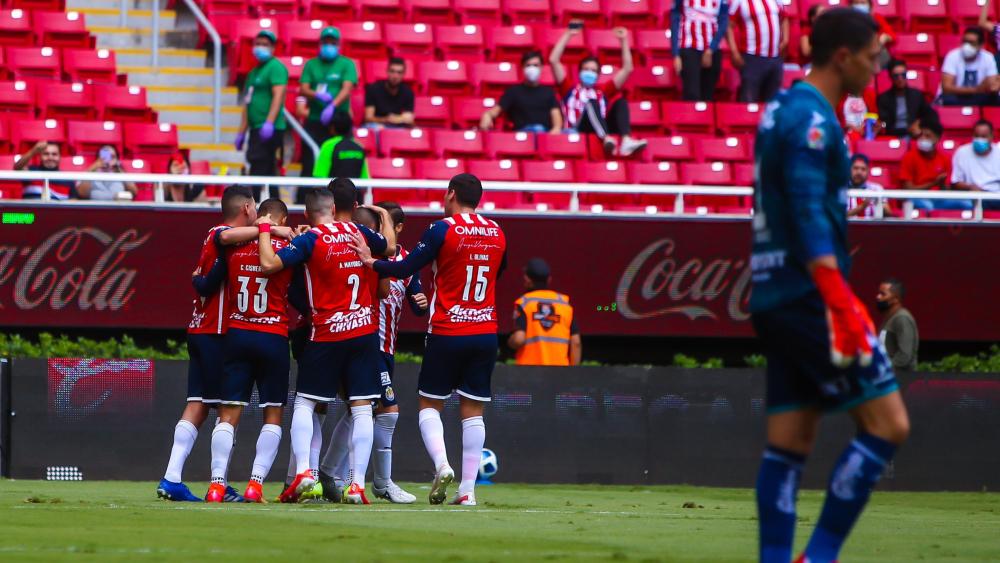 Chivas salva el empate sobre la hora frente a Bravos de Juárez - Chivas Bravos Juárez