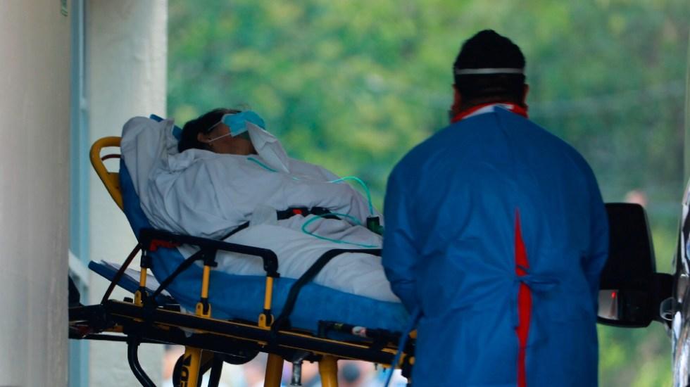 Ciudad de México tiene primera caída de hospitalizados en nueva ola de COVID-19 - Ciudad de México covid coronavirus