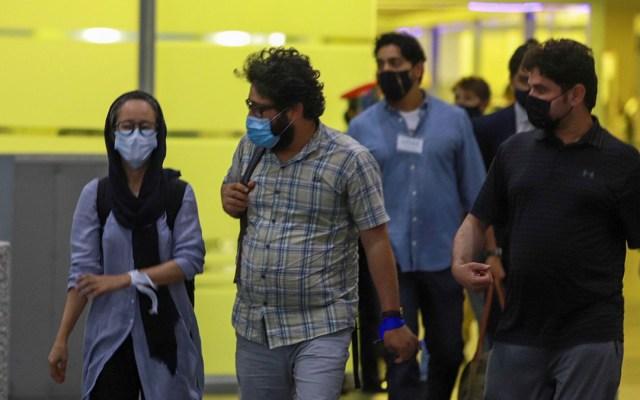 México asegura que dará asilo a los ciudadanos afganos que lo soliciten - Ciudadanos afganos que obtuvieron asilo en México