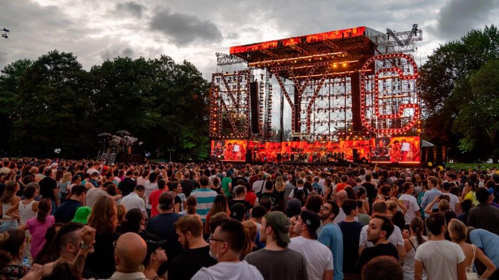 Huracán Henri pone fin a concierto de estrellas en Nueva York - concierto estrellas Nueva York Henri