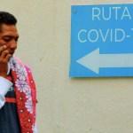México registró en las últimas 24 horas 3 mil 367 casos y 262 muertes por COVID-19