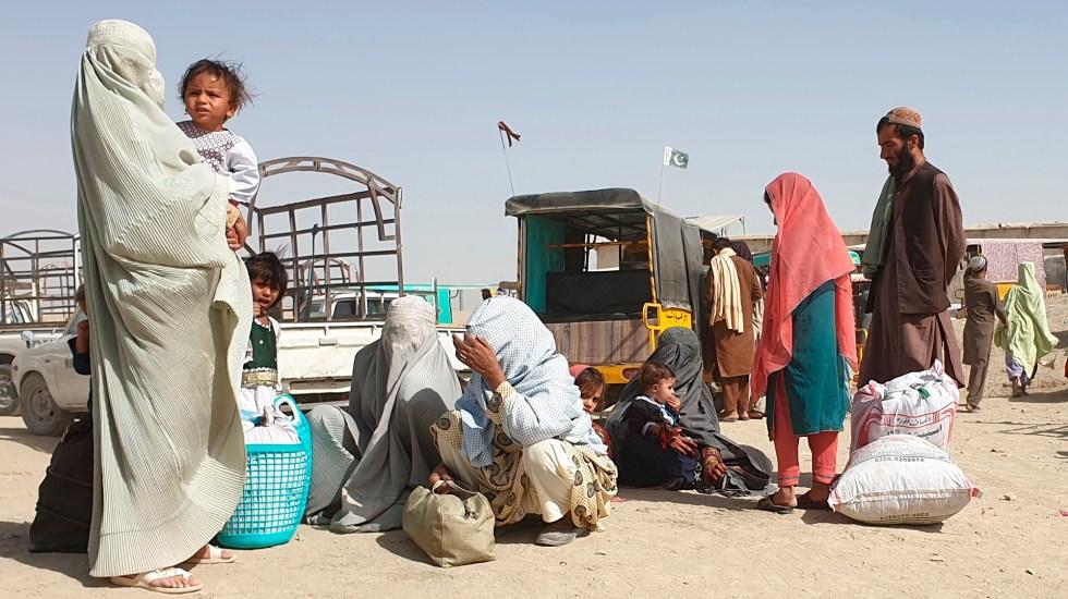 Afganistán entrará en verdadera crisis cuando terminen las evacuaciones, advierte ONU - Crisis en Afganistán
