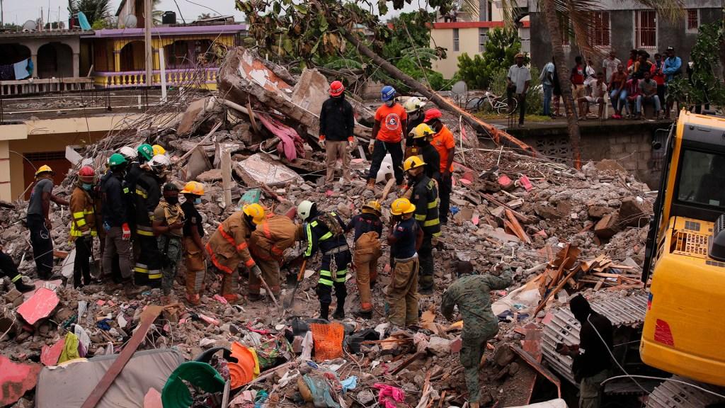 Países de la OEA prometen apoyo a Haití para reconstrucción tras sismo - Haití