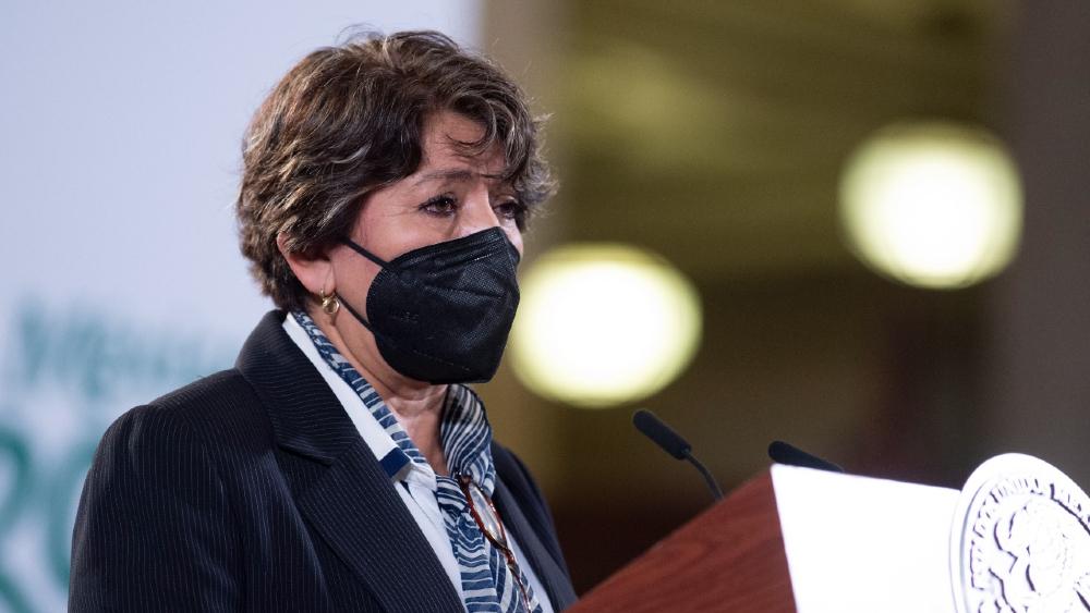 Carta compromiso para regreso a clases se utilizó en reuniones de trabajo: SEP - Delfina Gómez SEP carta