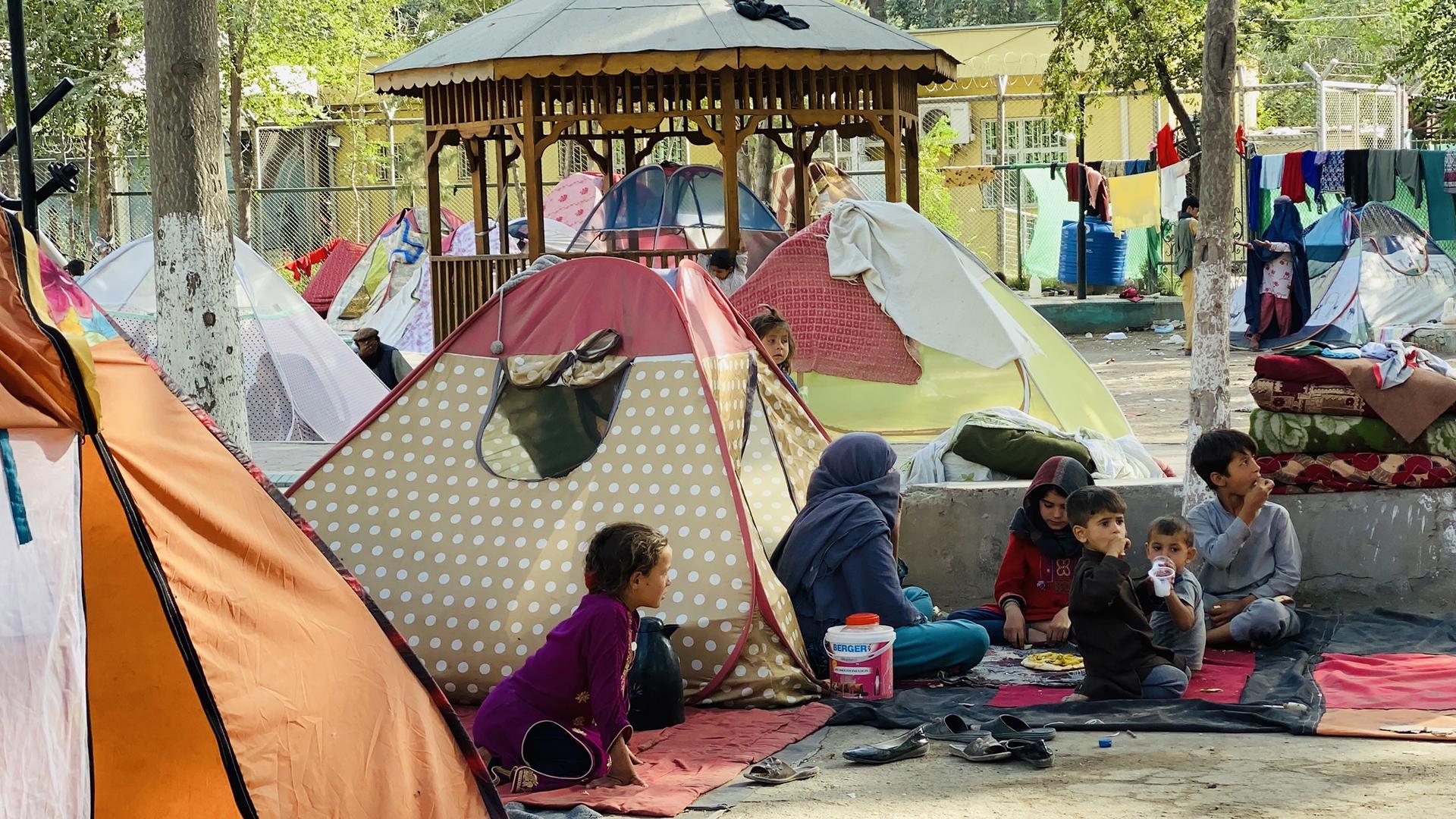 Afganistán entrará en verdadera crisis cuando terminen las evacuaciones, advierte ONU