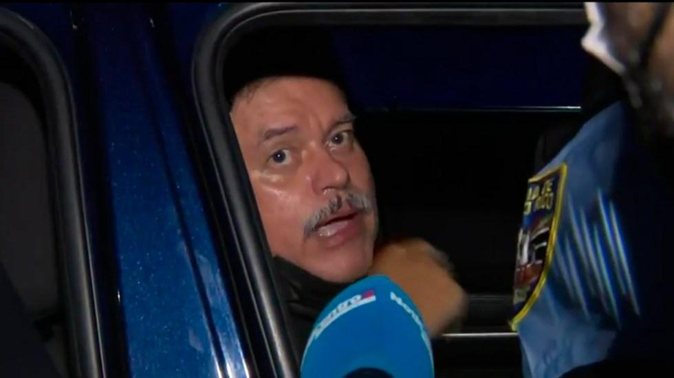 #Video Detienen al salsero Lalo Rodríguez en estado de ebriedad - Detención del salsero Lalo Rodríguez