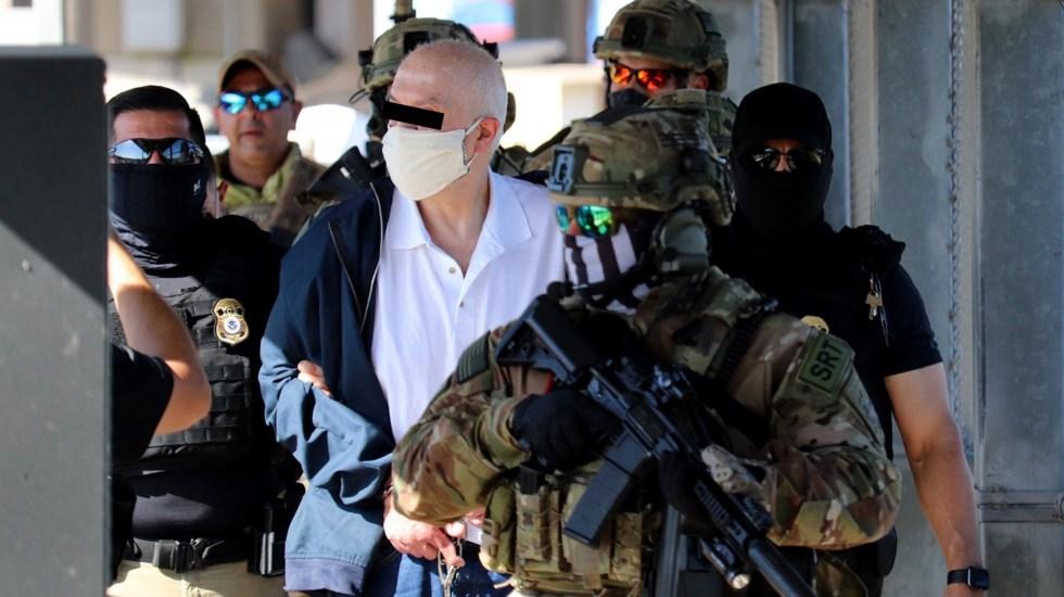 Internan a Eduardo Arellano Félix al penal de 'El Altiplano' - Eduardo Arellano Félix FGR Mexico entrega 2