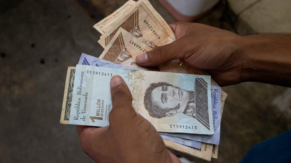 Venezuela anuncia nueva reconversión que eliminará 6 ceros a la moneda