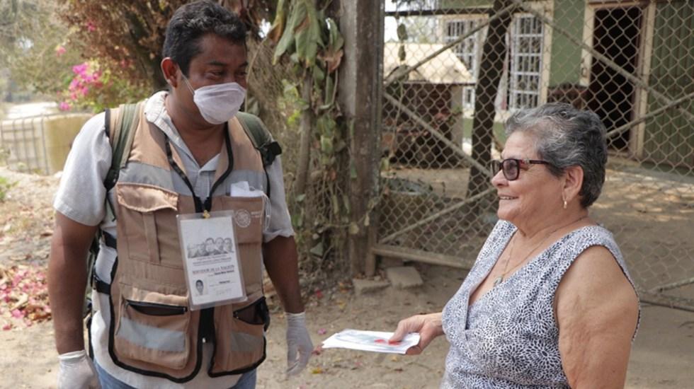 Critican programas sociales en México ante aumento de pobreza - Critican eficacia de programas sociales en México por aumento de pobreza. Foto de Twitter Secretaría de Bienestar