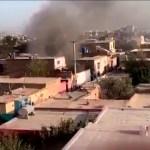 CIA avisó que había civiles segundos antes de bombardeo de EE.UU. en Kabul - Explosión en casa cerca del aeropuerto de Kabul