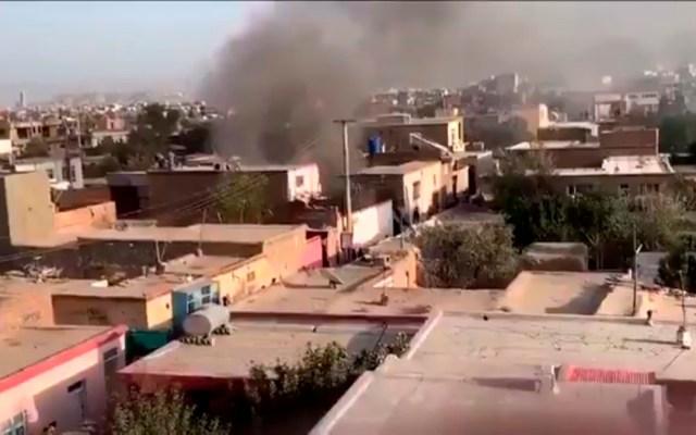 Nueva explosión cerca del aeropuerto de Kabul deja al menos cinco muertos - Explosión en casa cerca del aeropuerto de Kabul