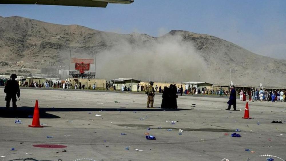 Al menos 4 muertos en Afganistán por atentado contra talibanes - explosiones aeropuerto Kabul Afganistán SRE