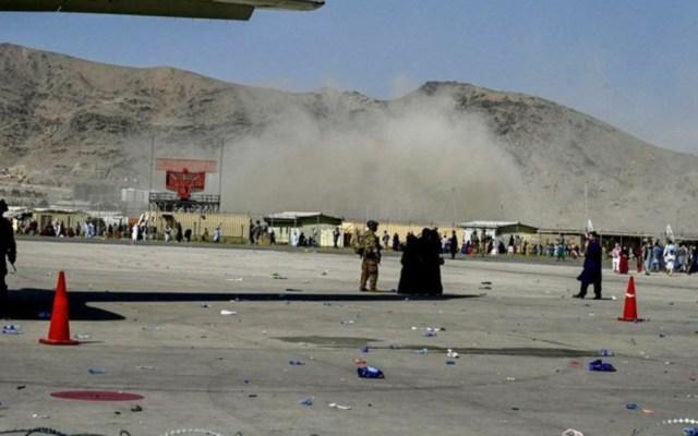 Aumentan a 161 los muertos por atentado en el aeropuerto de Kabul - explosiones aeropuerto Kabul Afganistán SRE
