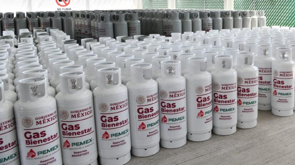 AMLO confía en que su Gobierno mantenga precios del gas LP - Gas Bienestar