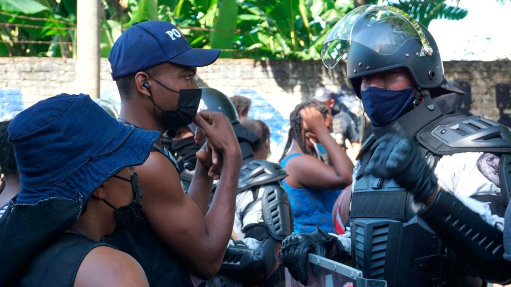Despliegan a la Guardia Nacional en Tapachula para evitar altercados entre migrantes - Guardia Nacional en Tapachula, Chiapas