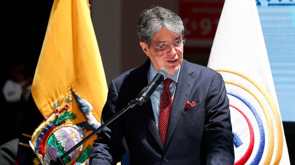 Guillermo Lasso, presidente de Ecuador, realizará visita oficial a México - Guillermo Lasso Ecuador