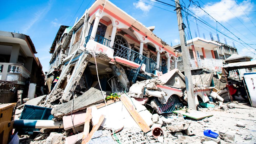 Haití terremoto papa francisco