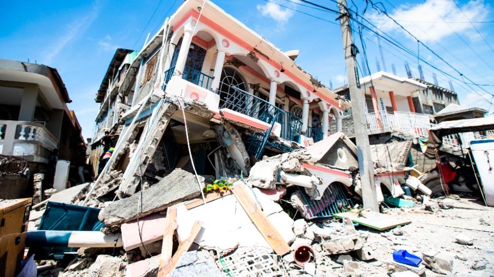 Suman dos mil 248 muertos por el terremoto en Haití - Haití terremoto papa francisco