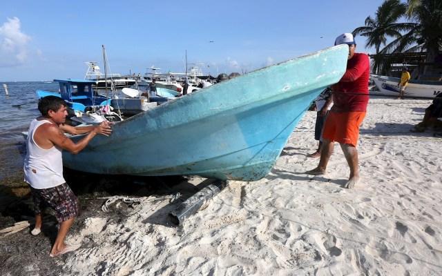 Grace impactará Quintana Roo la madrugada de este jueves - Huracanes tormenta tropical temporada Quintana Roo cancún