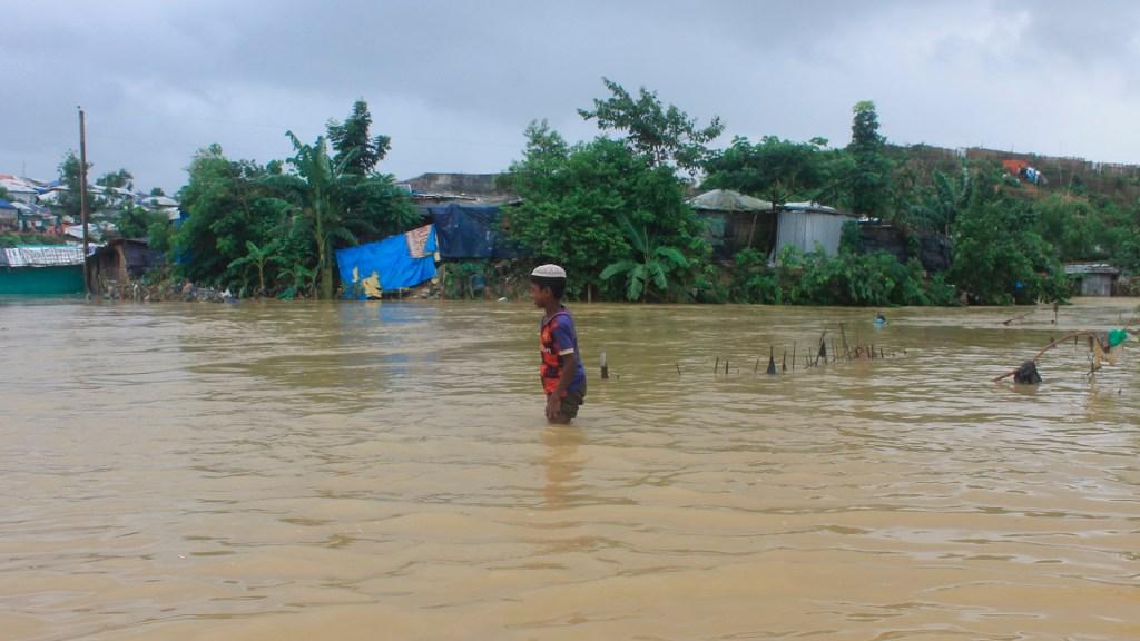 Imágenes satelitales revelan aumento de la población expuesta a inundaciones - Inundaciones en Bangladesh
