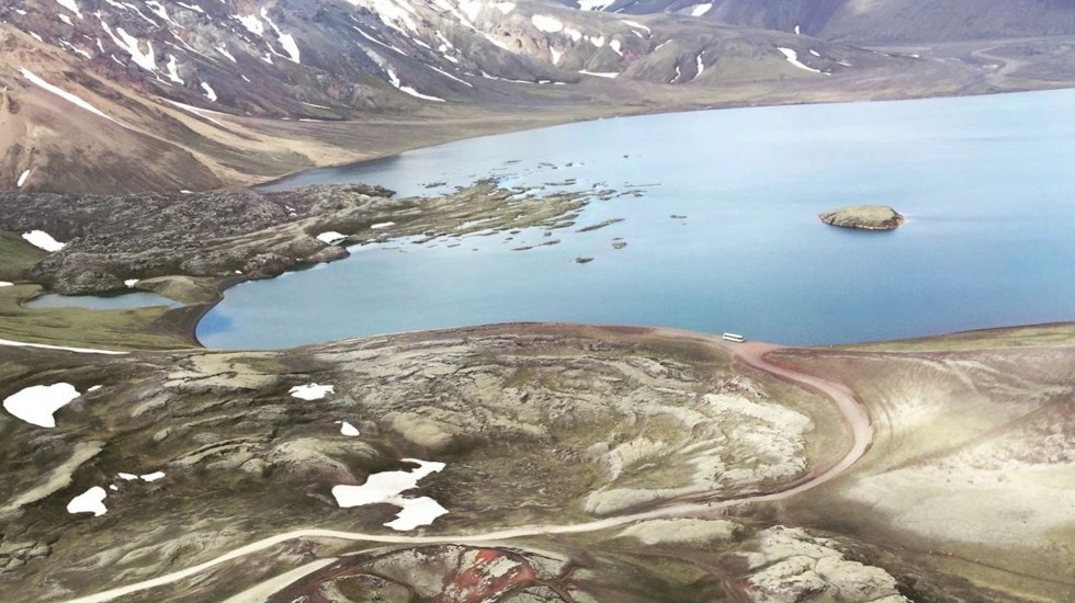 El regalo que la naturaleza le da a Islandia, por Ivonne Frid - Islandia. Foto de Ivonne Frid.