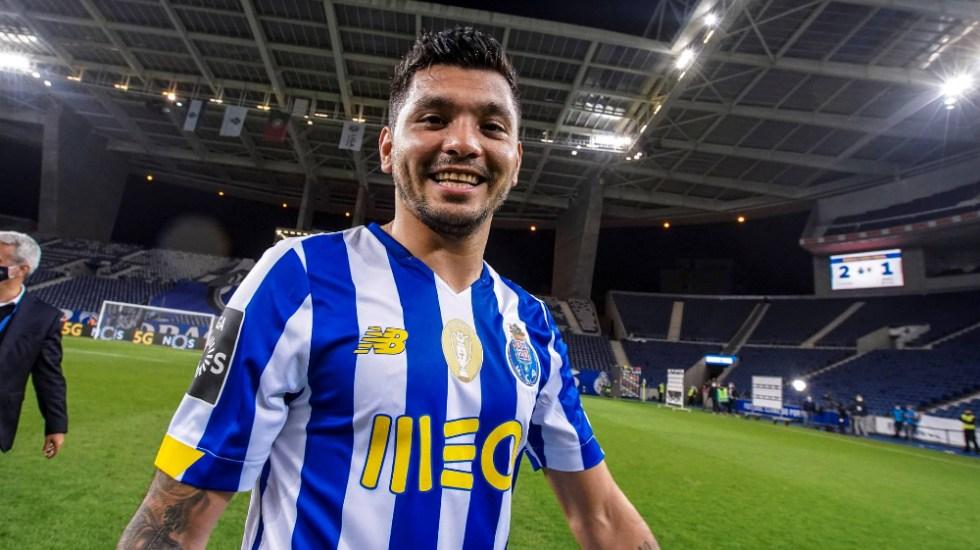 """Jesús Corona tendrá pasaporte portugués la """"semana que viene"""" - Jesús Tecatito Corona Porto"""