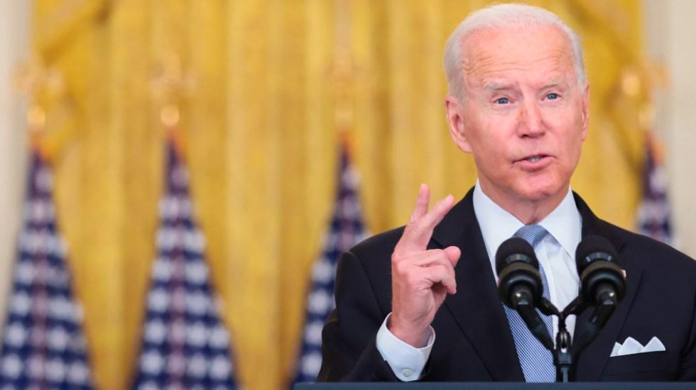 Afganistán, la primera mancha en el legado de Joe Biden - Joe Biden