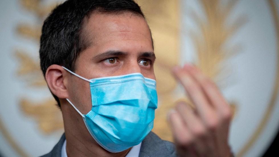 Gobierno y oposición venezolana inician en México su diálogo - Juan Guaidó diálogo venezolana