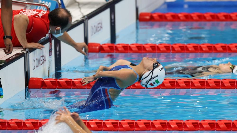 Juegos Paralímpicos México Fabiola Ramírez