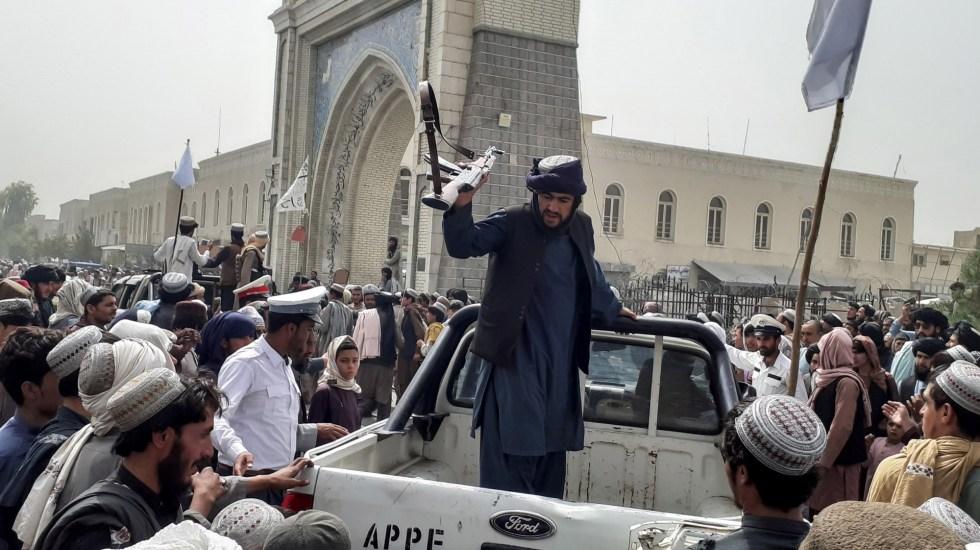 Estados Unidos toma control del tráfico del aeropuerto de Kabul para sacar a sus ciudadanos y aliados - Kabul Afganistán talibanes 2