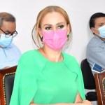 Karla Rabelo, legisladora de Tabasco, ostenta diputación federal y local