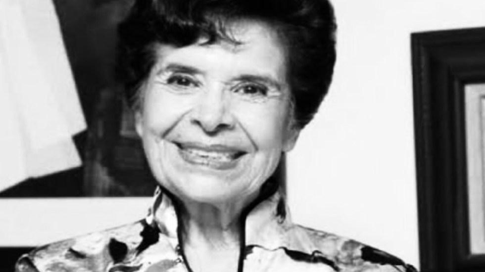 Murió Isabel Martínez 'La Tarabilla' a causa de un infarto - Murió Isabel Martínez 'La Tarabilla' a causa de un infarto. Foto de ANDI