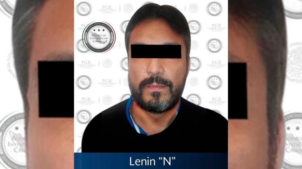 Dan 25 años de cárcel a 'El ejote', operador de los Beltrán Leyva - Lenin López Neira, alias 'El ejote'