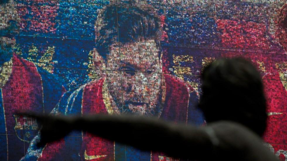 Salida de Messi podría costarle 137 millones de euros al Barcelona en valor de marca - Lionel Messi