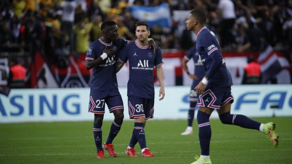 """Messi contagia optimismo"", asegura el director técnico del PSG - Lionel Messi PSG Francia"