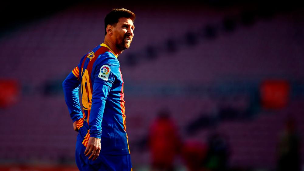 Jorge Messi confirma que su hijo jugará en el PSG - Lionel Messi