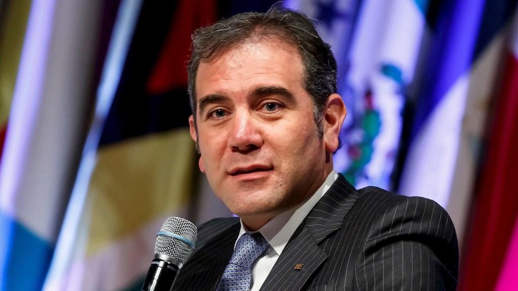 Diputados citarán a Lorenzo Córdova por presupuesto del INE - Lorenzo Córdova INE México