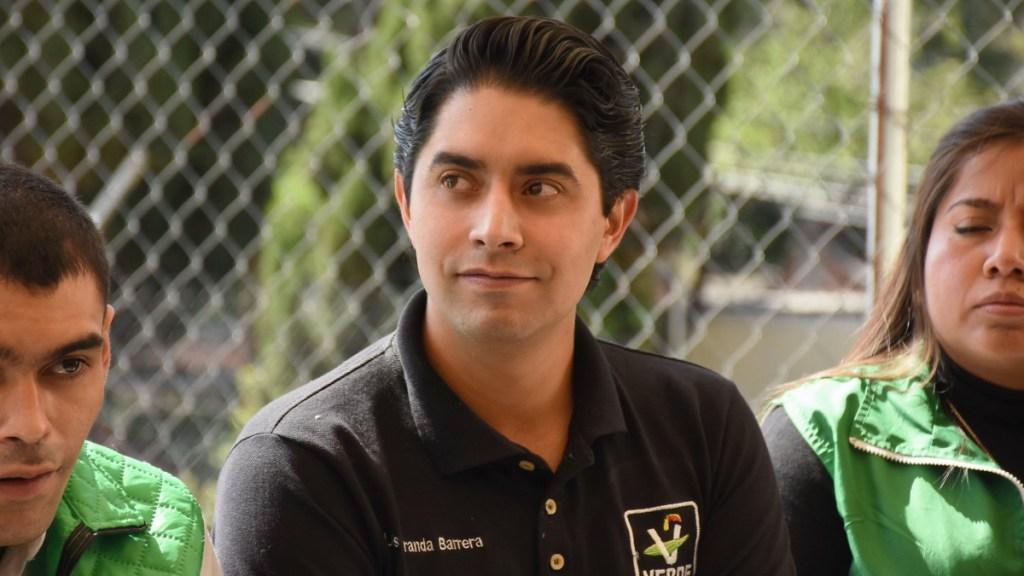 Reaparece Luis Miranda Barrera a un mes de agresión; se reincorpora a actividades - Luis Miranda Barrera