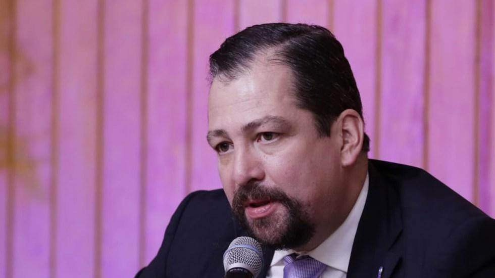Magistrado Vargas Valdez debería dar un paso a lado: Arturo Zaldívar - Magistrado José Luis Vargas