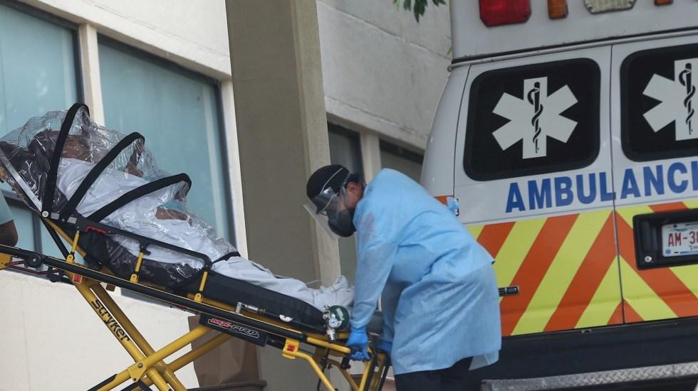 México registró en las últimas 24 horas 5 mil 564 casos y 326 muertes por COVID-19 - México COVID-19 coronavirus