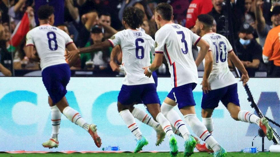 Estados Unidos derrota a México y es campeón de la Copa Oro - México Estados Unidos final Copa Oro 3