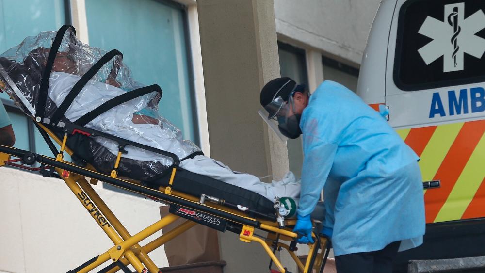 Suman 31 hospitales saturados por COVID-19 en Valle de México - México hospitalizaciones hospitalizados covid coronavirus