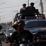 Enfrentamiento en Michoacán deja seis presuntos sicarios y un militar muertos