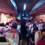 Interceptan a 146 migrantes, 50 de ellos menores, en Coahuila