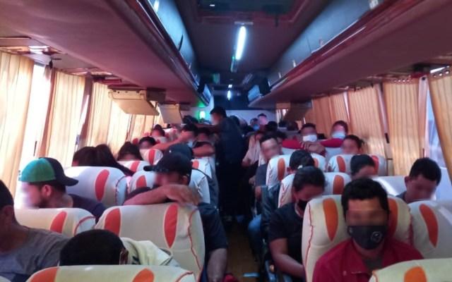 Interceptan a 146 migrantes, 50 de ellos menores, en Coahuila - migrantes Coahuila interceptados