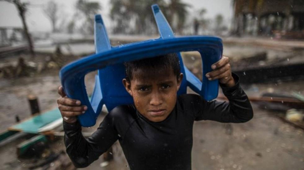 En Latinoamérica, 9 de cada 10 niños están expuestos a dos crisis climáticas - niños Unicef crisis climática
