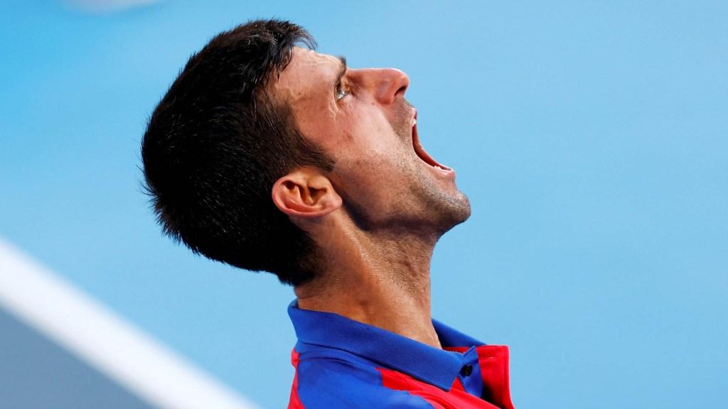 Nadal Novak Djokovic